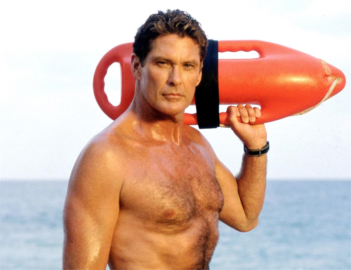 David Hasselhoff tornerà nel film di Baywatch