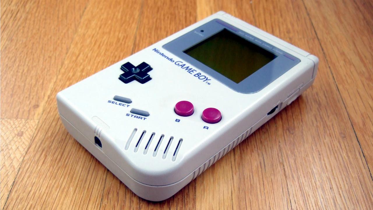 Quando un Game Boy incontra Raspberry Pi