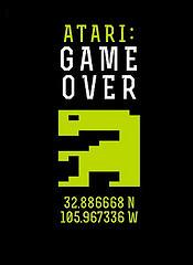 Atari-Game-Over-Design