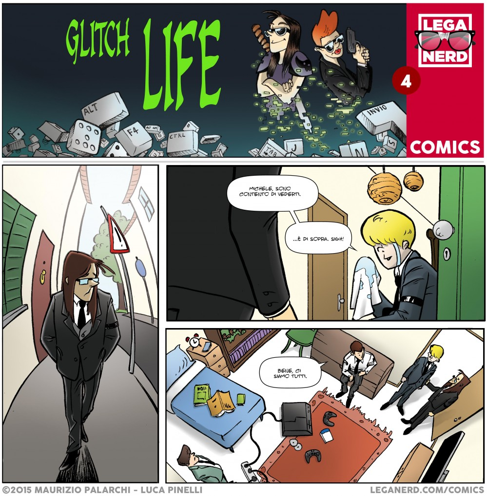 Glitch Life cap4 pag1