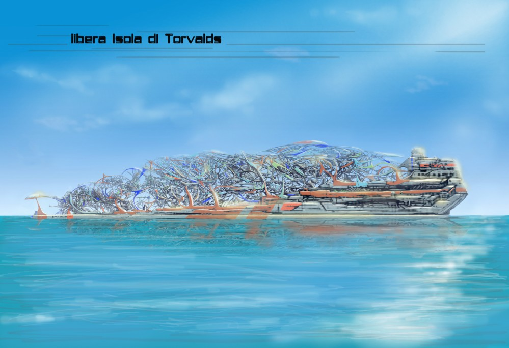 La Libera Isola di Torvalds