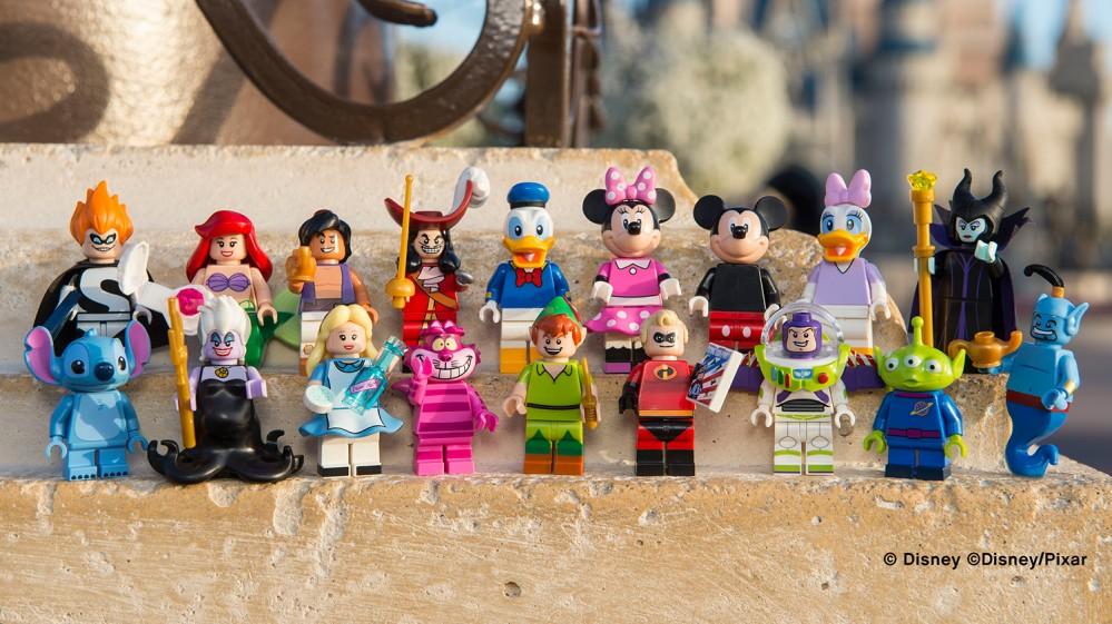 LegoDisney