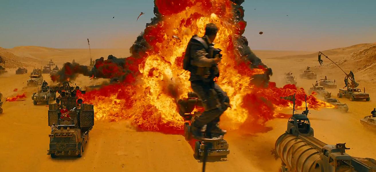 Mad Max, un montaggio da Oscar