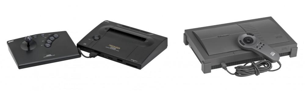 Neo-Geo-AES-Console-Set