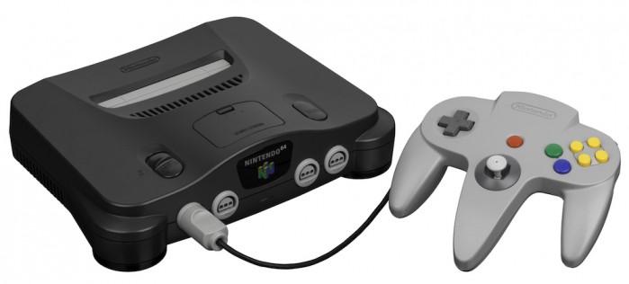 Console war vincitori e vinti leganerd - Super nintendo 64 console ...