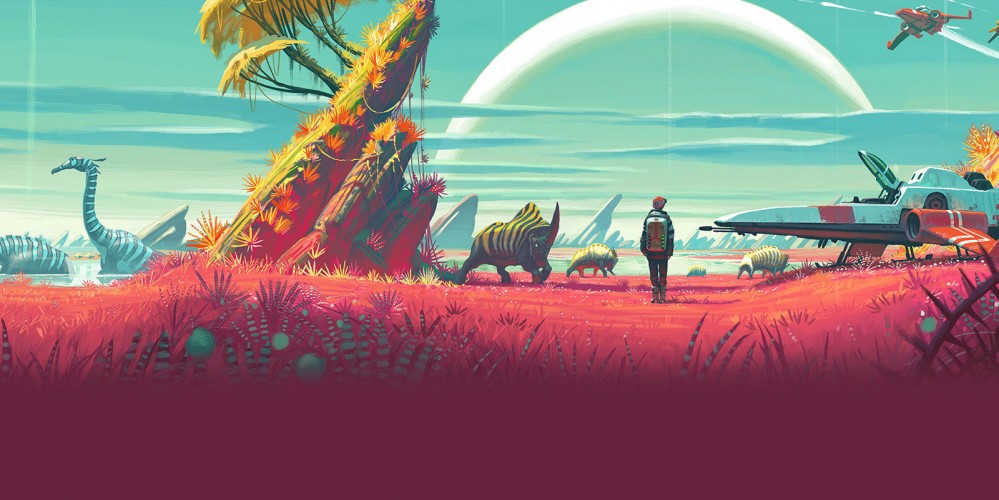 Hello Games annuncia No Man's Sky Next
