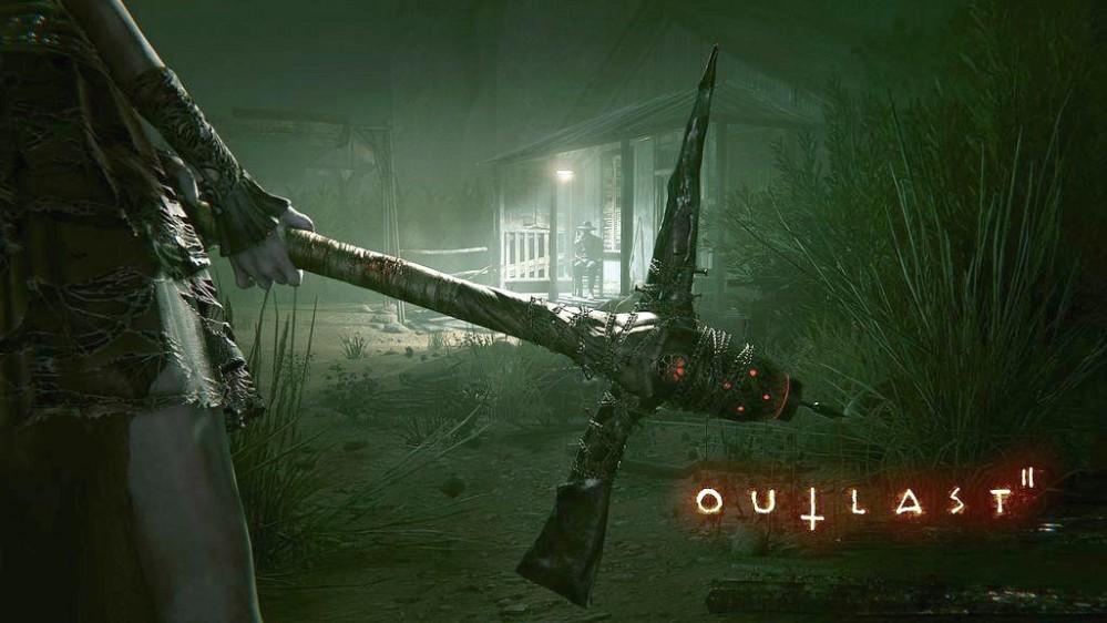 Outlast 2 Reveal