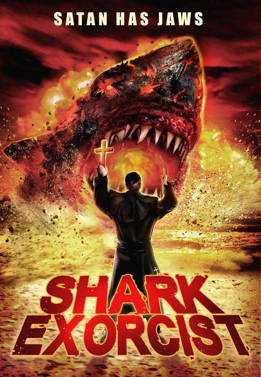 Shark Exorcist, trailer ufficiale e locandina