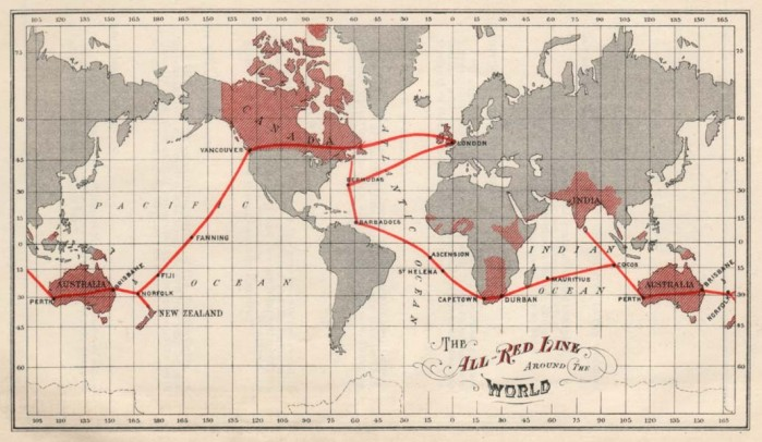The All-Red Line, The Victorian Internet