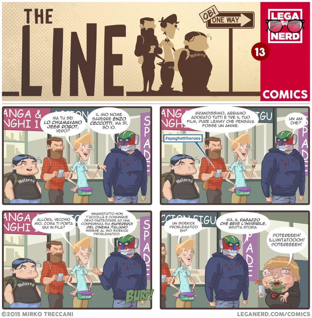 The Line 13