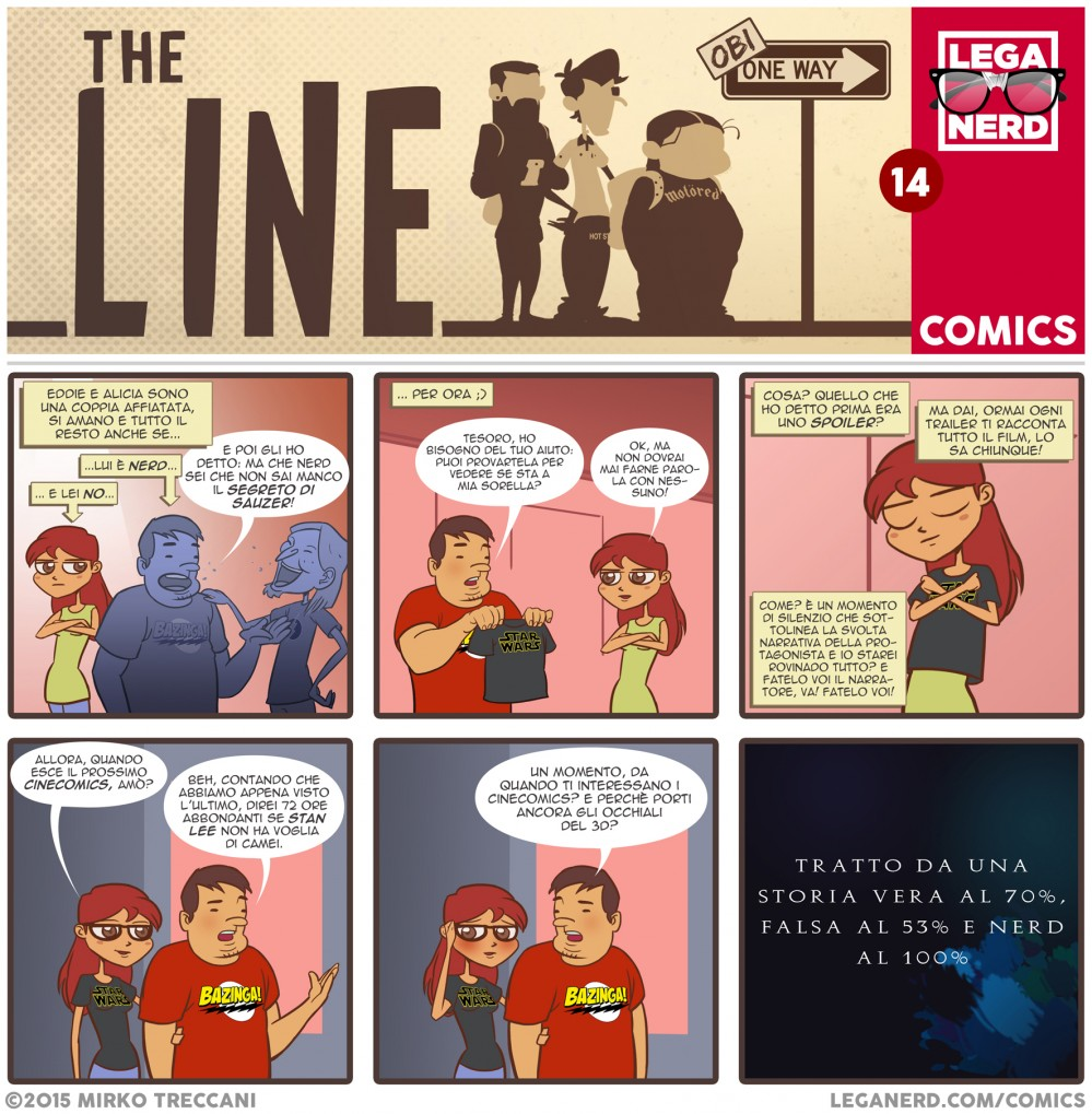 The Line 14