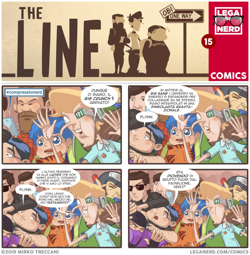 The Line 15