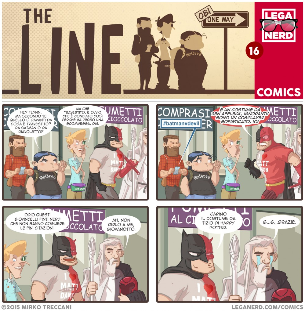 The Line 16