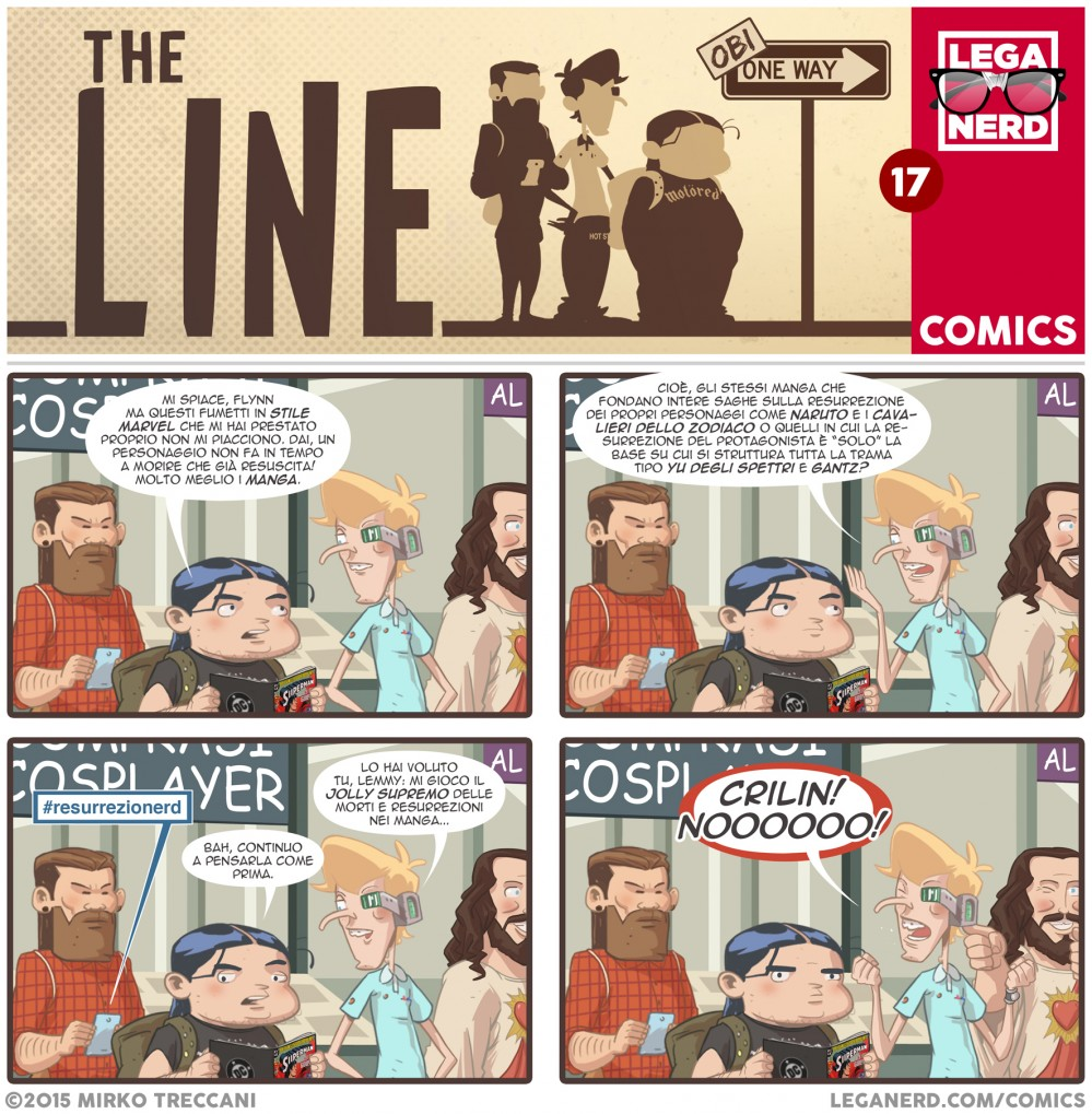 The Line 17