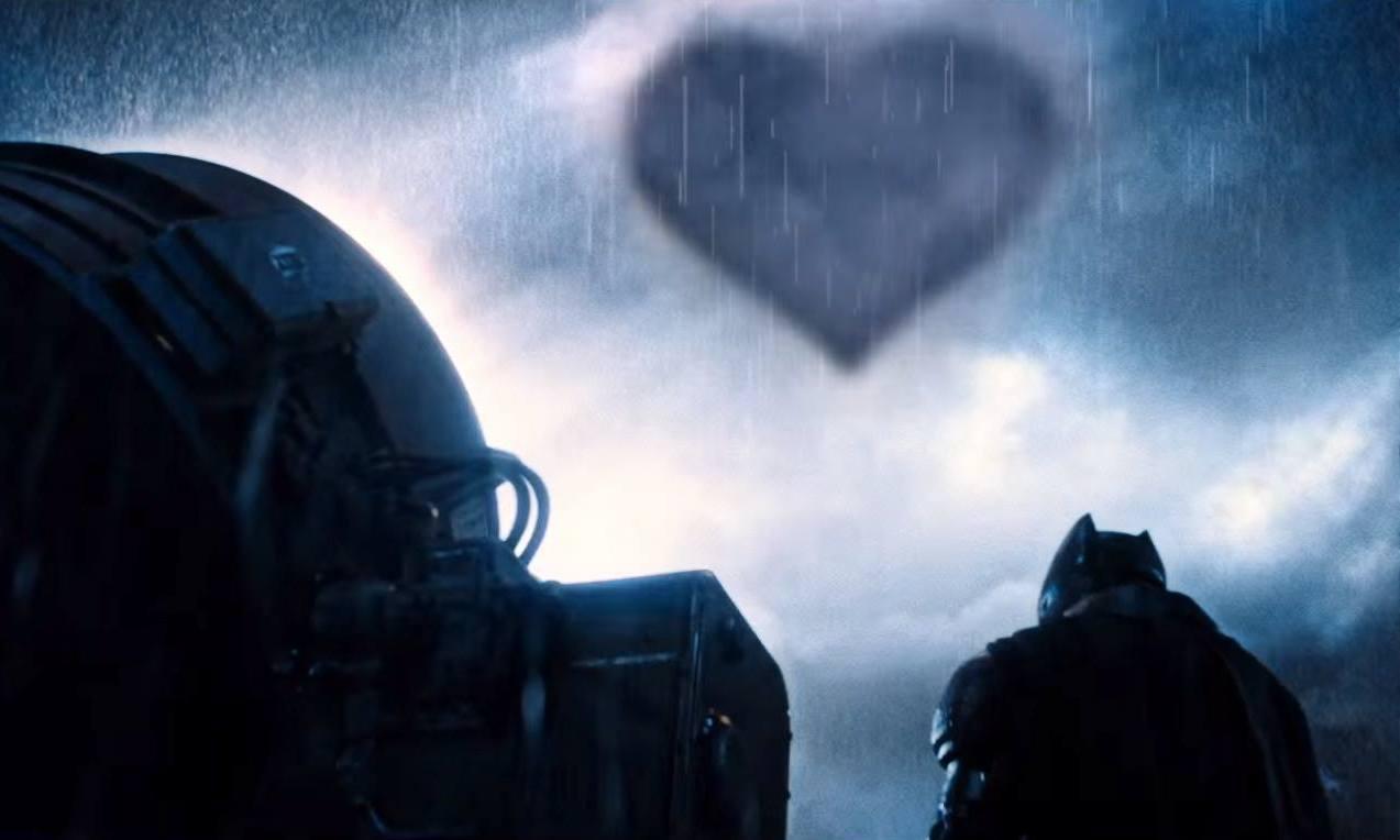 Batman v Superman, la commedia romantica