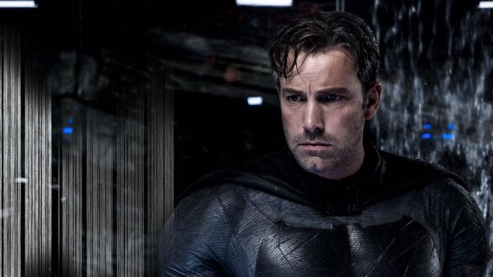 Batman Ben Affleck rinuncia