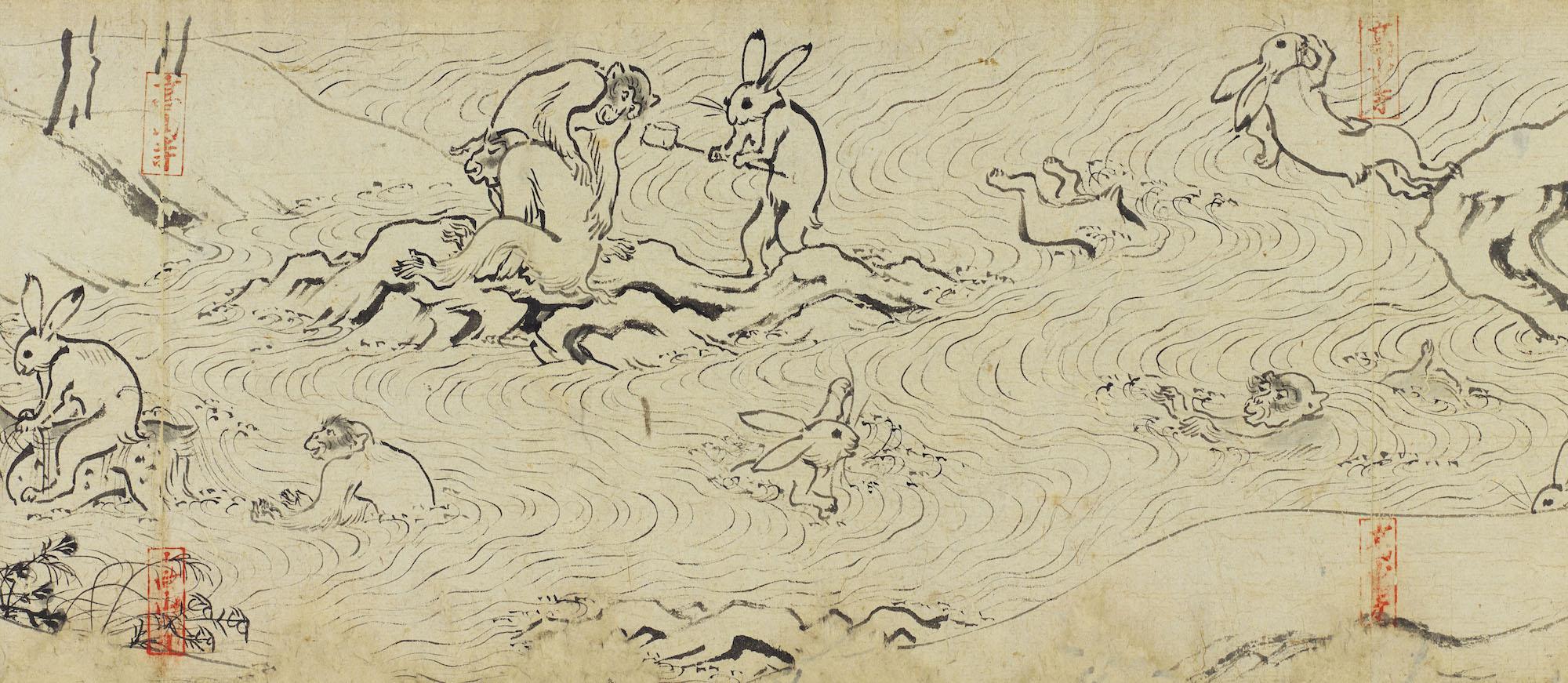 Studio Ghibli anima il manga più antico del mondo