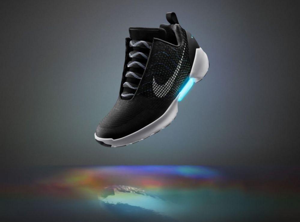 Nike HyperAdapt 1.0, le scarpe autoallaccianti