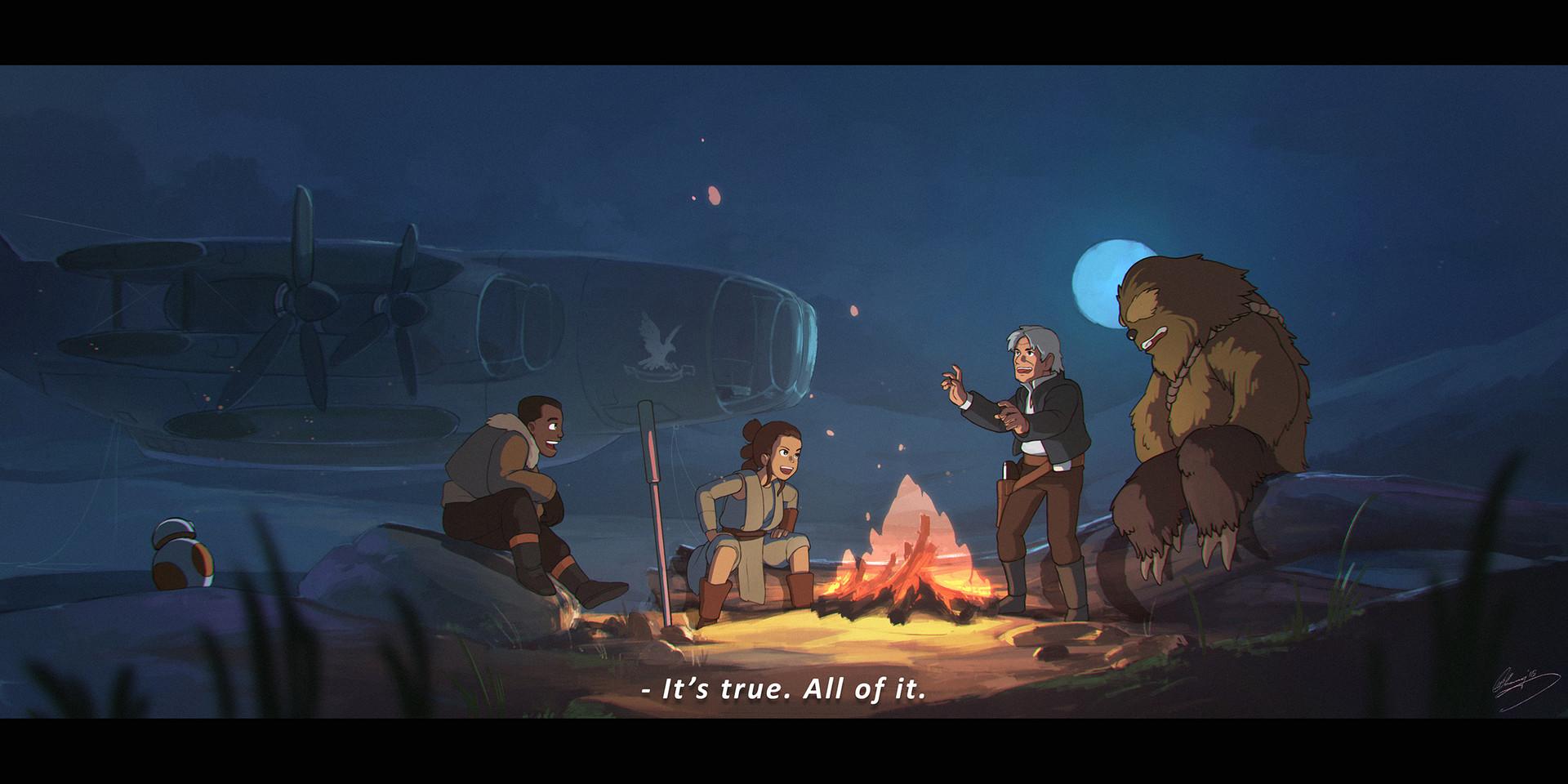 Star Wars nel vortice dello Studio Ghibli