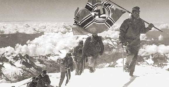 lega nerd nazisti spedizione tibet
