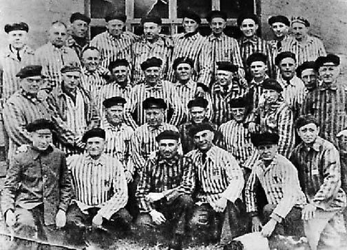 Sopravvissuti al campo di Niederhagen