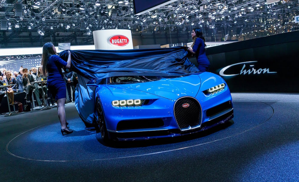 Geneva International Motor Show 2016: le supercar di domani