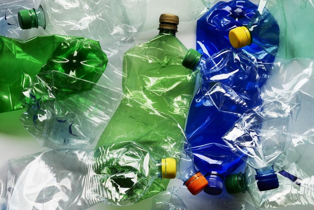 plastica batterio