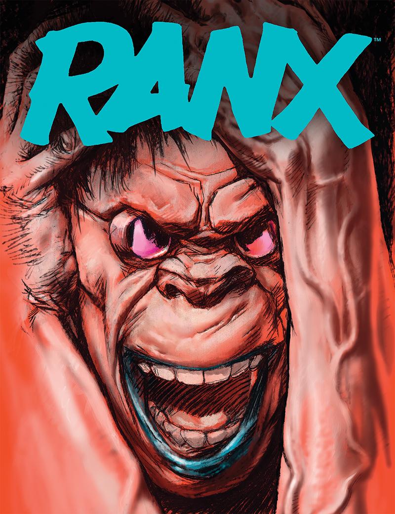 RanXerox, la prima pubblicazione americana