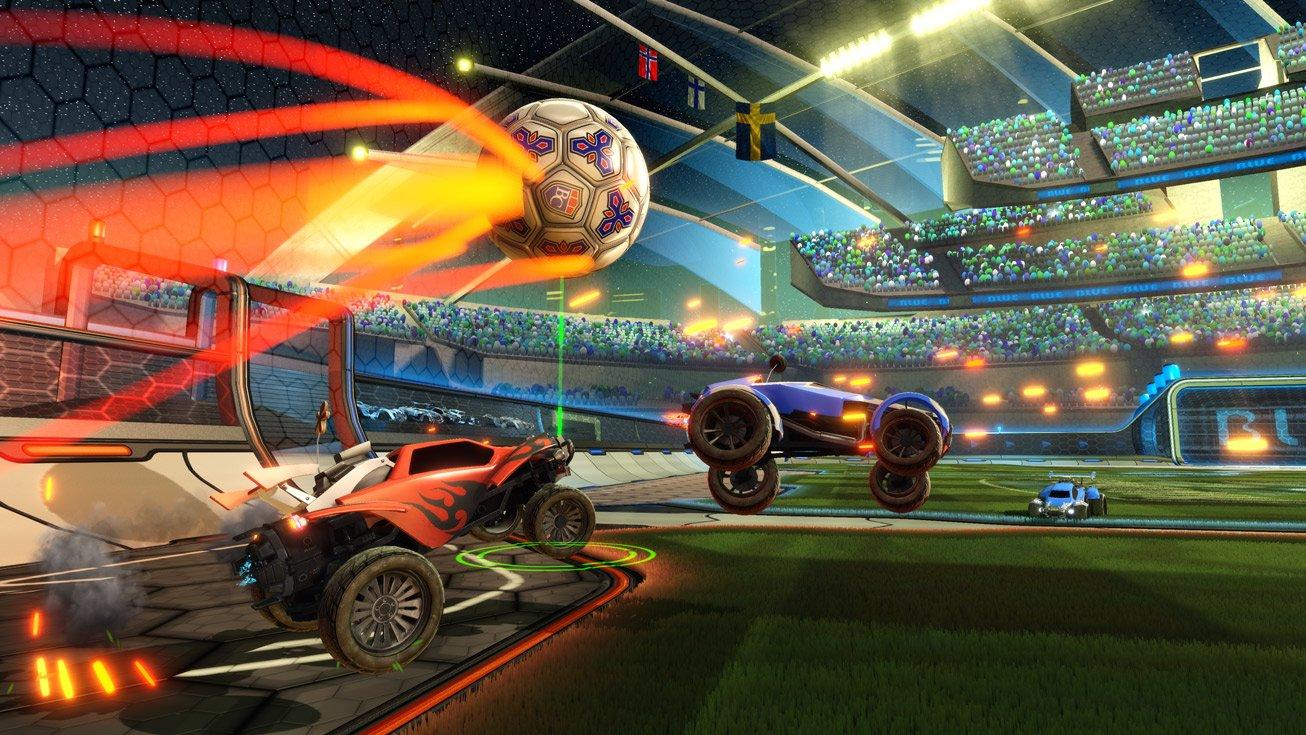Rocket League, annunciata una linea di giocattoli