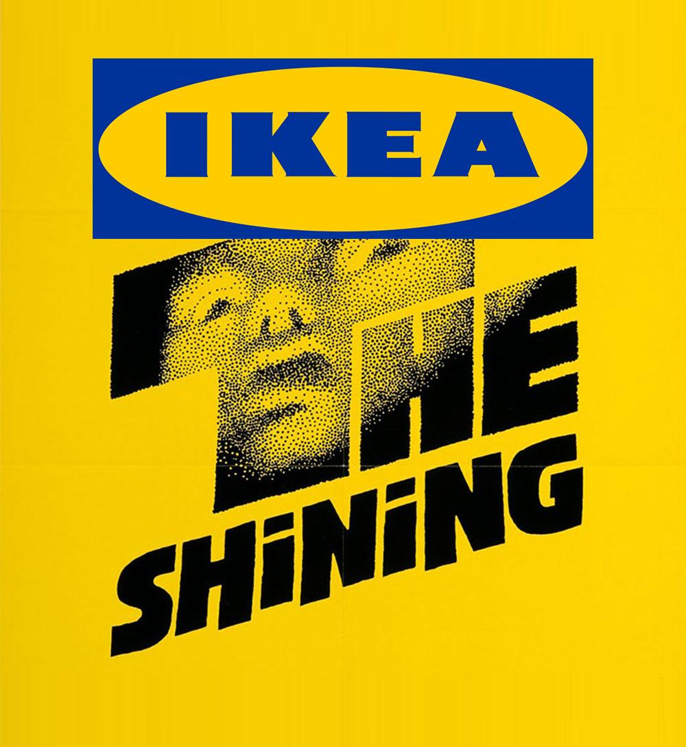 The Shining all'IKEA