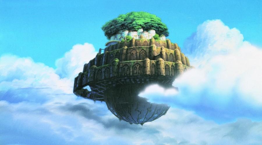 Laputa - Castello nel cielo, il Lego-Carillon