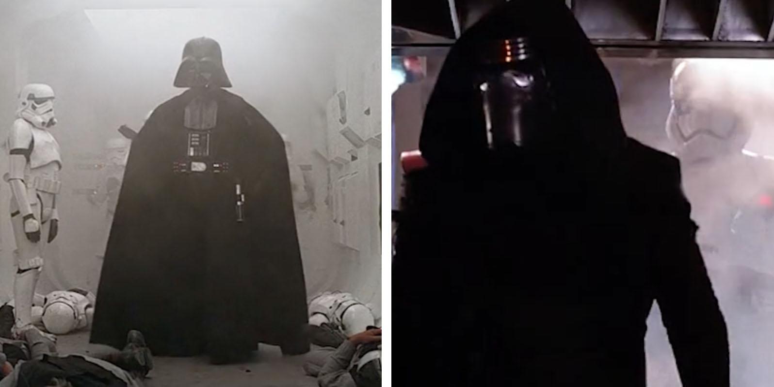 Star Wars Episodio VII: omaggio o copia di Episodio IV?