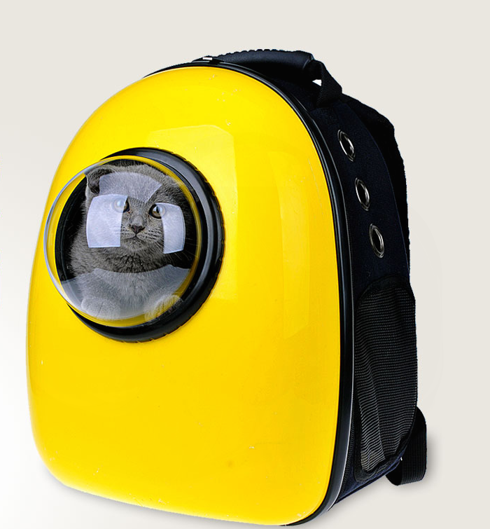 U-Pet, il trasportino del futuro