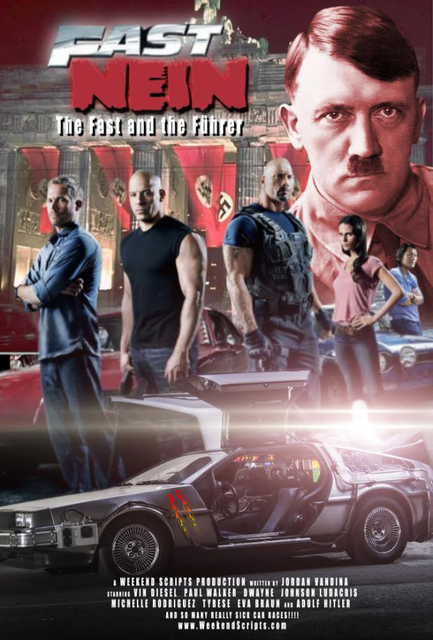 Fast Nein: The Fast & The Führer, la raccolta fondi