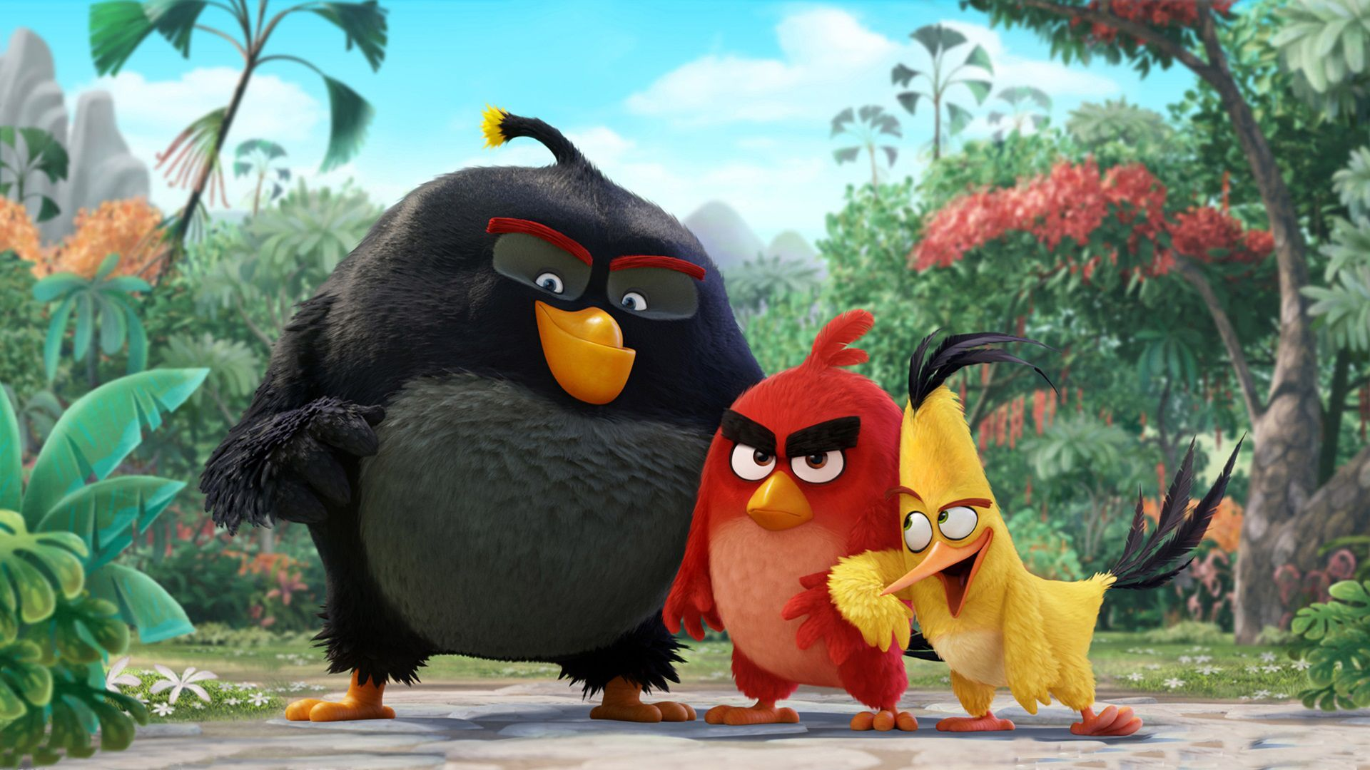 Angry Birds, i trailer in italiano