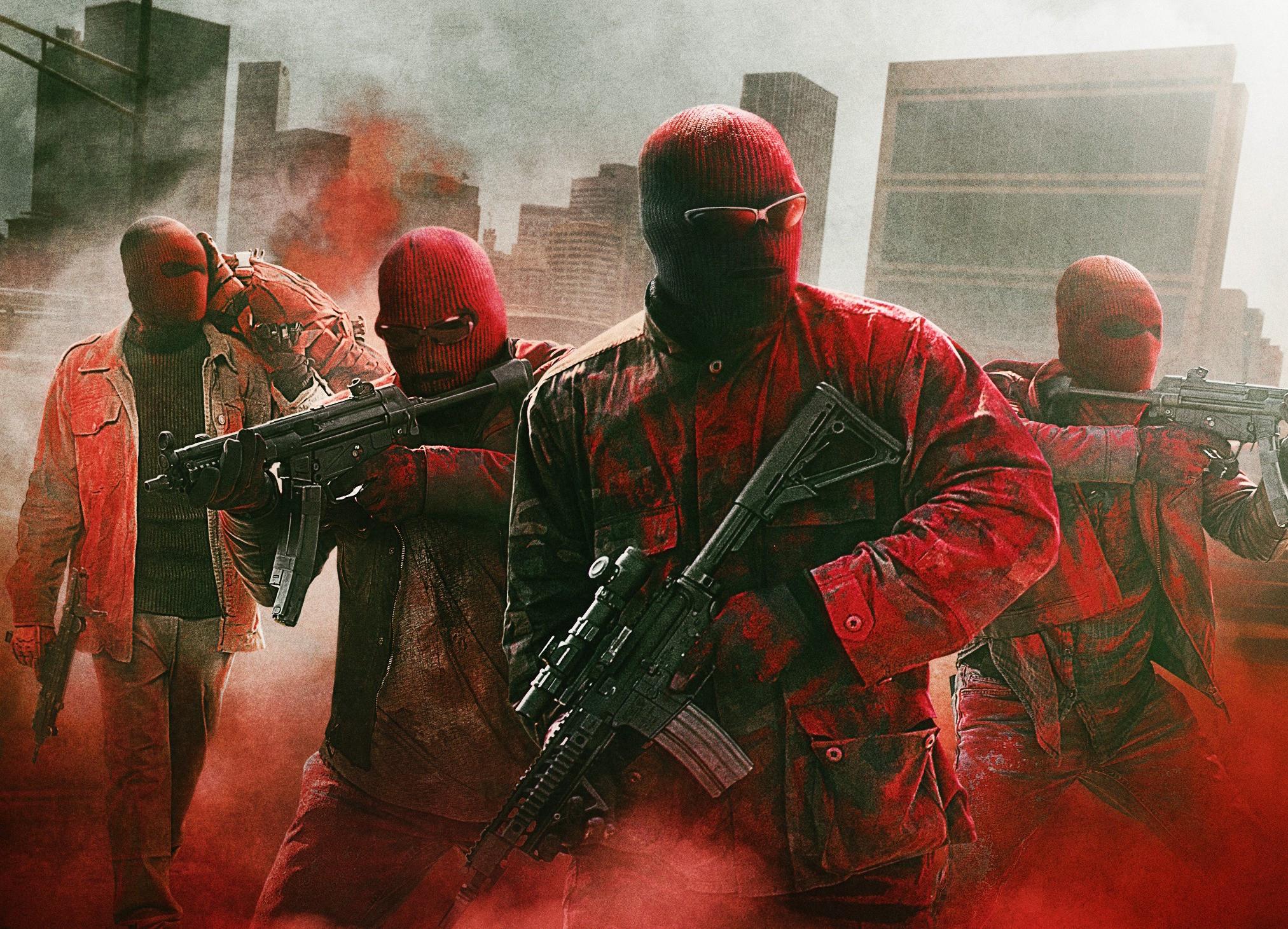 Codice 999: l'action thriller che non sbaglia un colpo