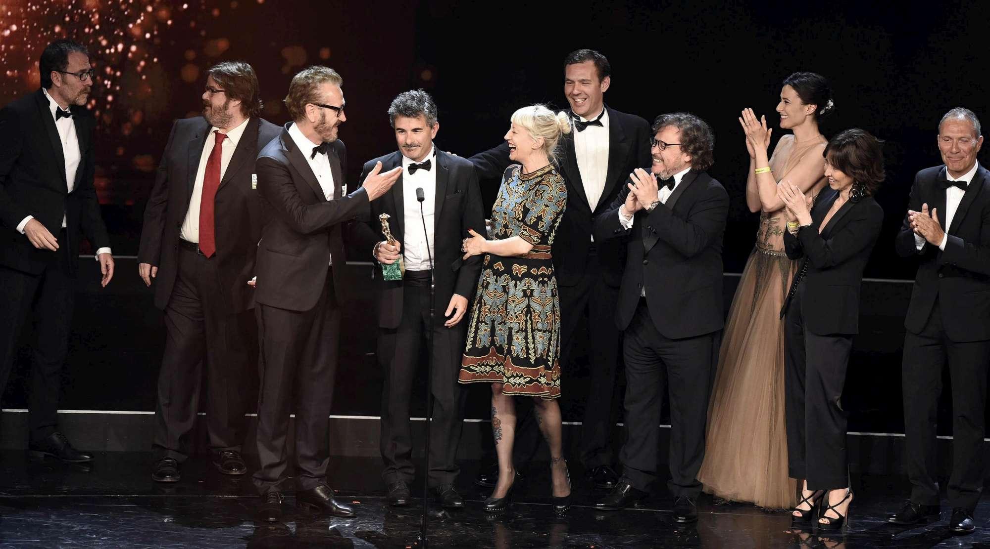 David di Donatello 2016, tutti i vincitori