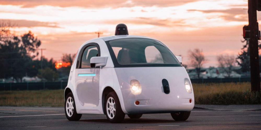 Google auto senza pilota