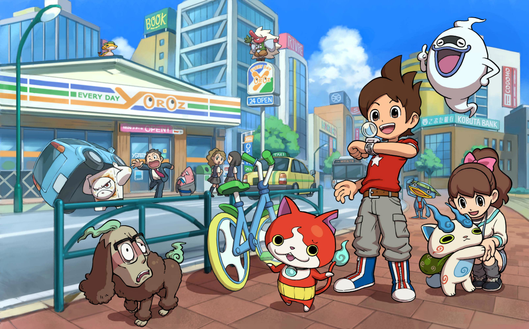 Yo-Kai Watch, nuovo TV Spot