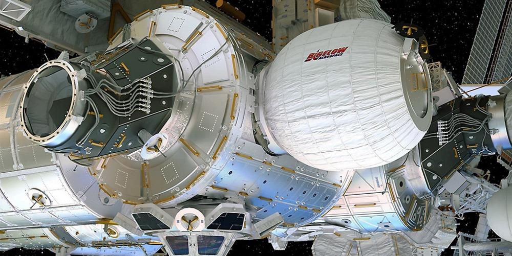 Beam: in orbita una casa gonfiabile nello spazio