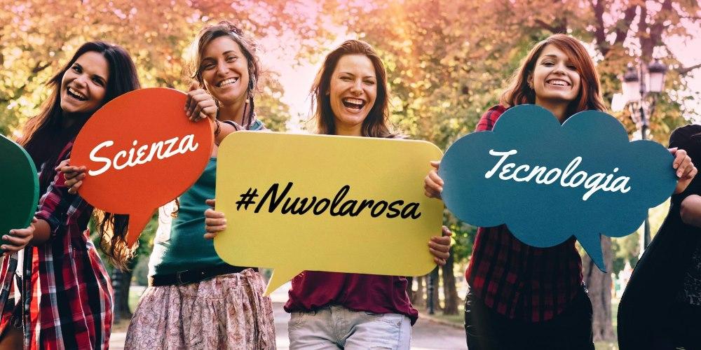 Nuvola Rosa: più donne nel settore hi-tech grazie a Microsoft