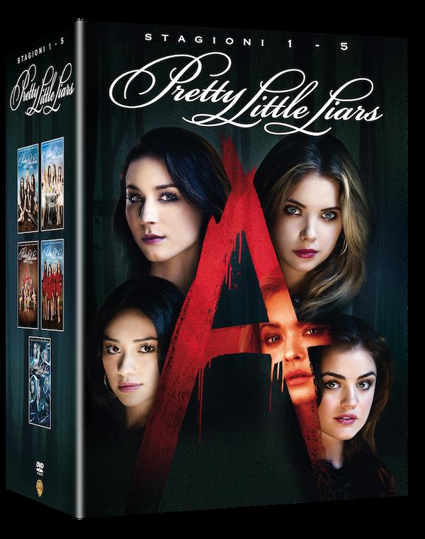 PLL_Cofanetto_Serie Completa_DVD