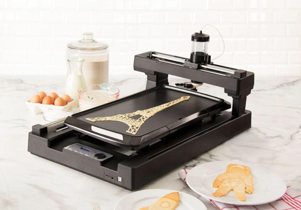 Fai l'upgrade al tuo brunch con PancakeBot