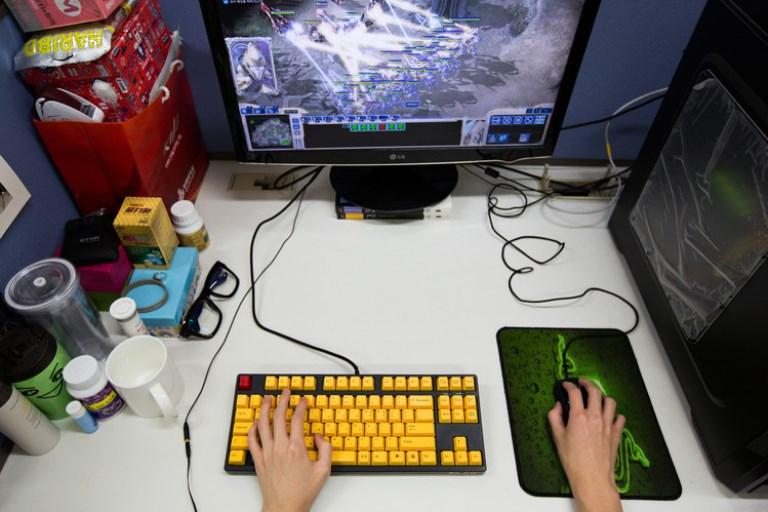 StarCraft giocatori