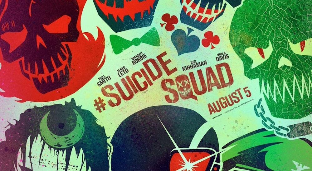 Suicide Squad, MTV Awards Trailer