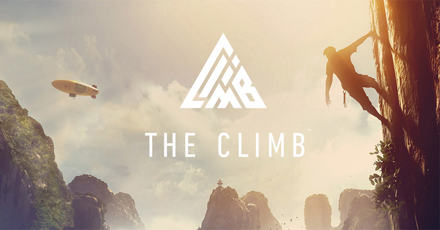 The Climb, Launch Trailer
