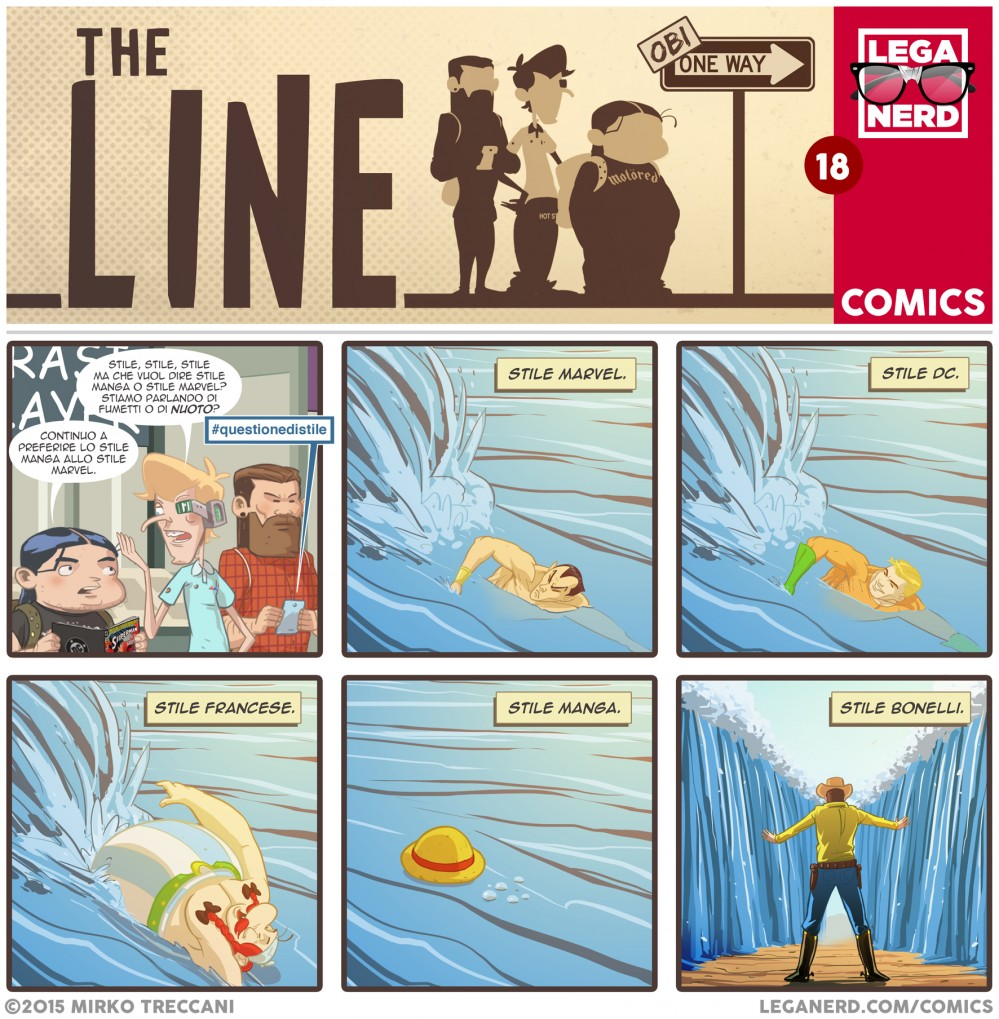 The Line 18