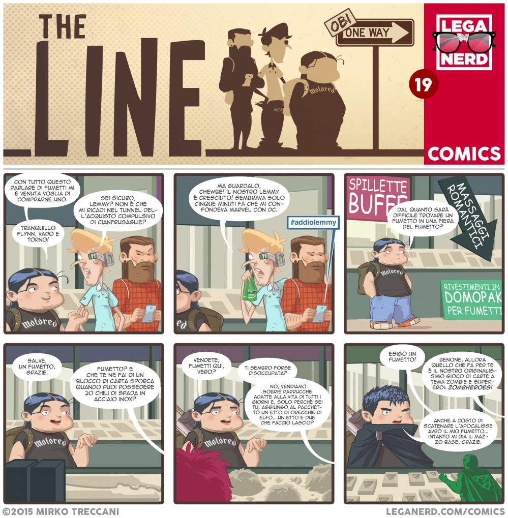 The Line 19