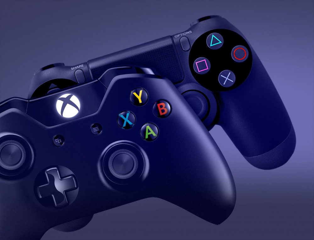 XboxOne-PlayStation-4
