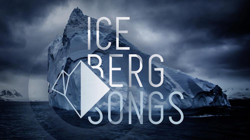 Icebergsongs, la musica contro lo scioglimento dei ghiacciai